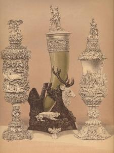 'Ivory Carvings', 1893 by Robert Dudley