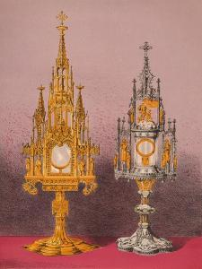 'Monstrances', 1893 by Robert Dudley