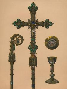 Objects for Ecclesiastical Use by E.C. Trioullier, Paris', 1893 by Robert Dudley