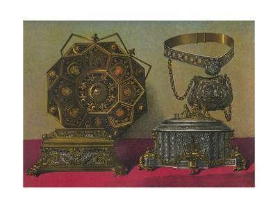 'Ornamental Work', 1893