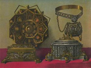 'Ornamental Work', 1893 by Robert Dudley