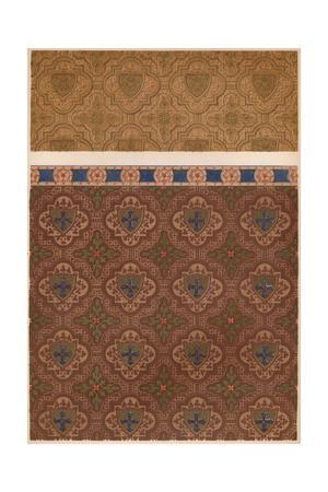 'Paper Hangings', 1893