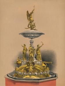 'Presentation Piece to the Burgomaster C. De Bruckere', 1893 by Robert Dudley