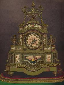 'Time Piece', 1863 by Robert Dudley