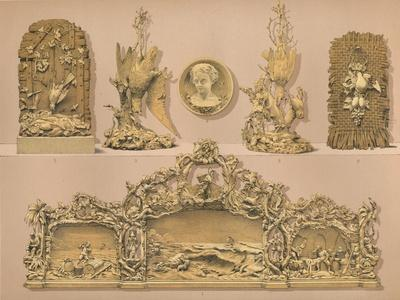 'Wood Carvings', 1893