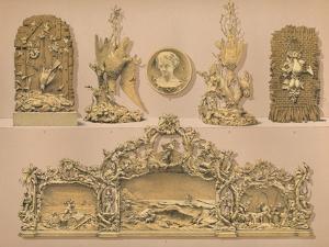 'Wood Carvings', 1893 by Robert Dudley
