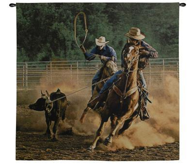 Roping on the Ranch III
