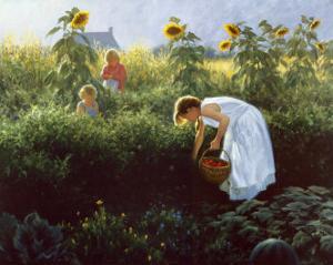 Under the Sunflowers by Robert Duncan