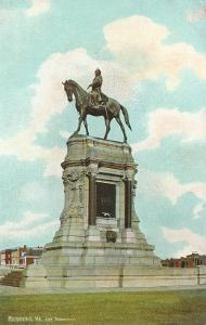 Robert E. Lee Monument, Richmond, Virginia