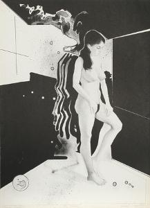 Standing Woman by Robert Eagerton