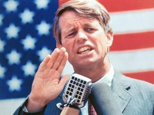 Robert F. Kennedy During the Primary Campaign