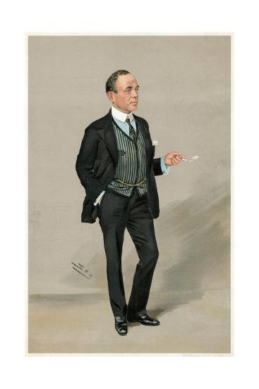 Robert Falcon Scott-Leslie Ward-Giclee Print