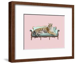 Lazy Tiger by Robert Farkas