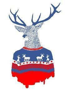 Ugly Winter Pullover by Robert Farkas