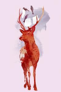 Useless Deer by Robert Farkas