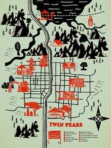 Welcome to Twinpeaks by Robert Farkas