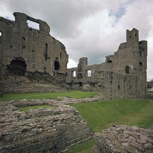 Middleham Castle, 12th Century by Robert Fitzrandolph