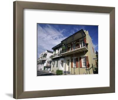 Bourbon Street, French Quarter, New Orleans, Louisiana, USA