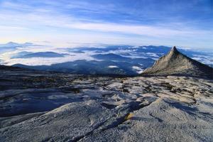 Mt Kinabalu, Kinabalu National Park, Sabah, Borneo, Malaysia by Robert Francis