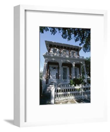 The 1860 Richards-Dar House, Alabama, USA