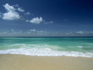 Worthing Beach, Christ Church, Barbados, West Indies by Robert Francis
