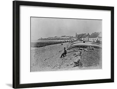 Scattery Island, Kilrush, County Clare, C.1890