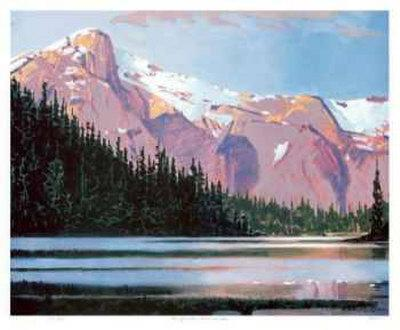 Late Afternoon - McCannell Lake