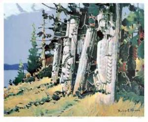 The Last of the Ninstints by Robert Genn