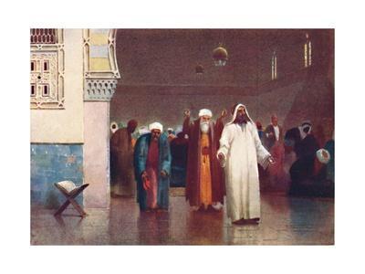 'Prayer', c1880, (1904)