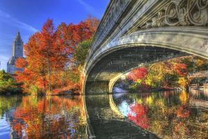 Bow Bridge by Robert Goldwitz