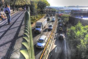 Brooklyn Heights Promenade by Robert Goldwitz
