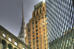 Chrysler Building by Robert Goldwitz