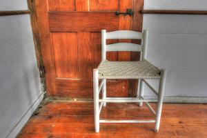 House Corner Chair by Robert Goldwitz