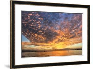 Key West Hobie Sunset by Robert Goldwitz