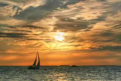 Key West Sunset II by Robert Goldwitz