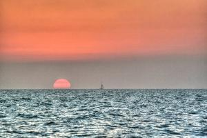 Key West Sunset X by Robert Goldwitz