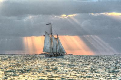 Key West Sunset XV by Robert Goldwitz