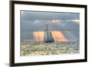 Key West Sunset XV by Robert Goldwitz