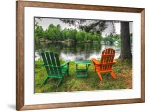 Lakeside Chairs by Robert Goldwitz