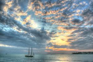 Mallory Sunset by Robert Goldwitz