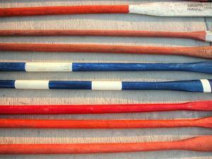 Oars by Robert Goldwitz