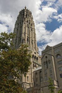 Riverside Church NYC by Robert Goldwitz