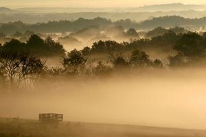Shawangunk Sunrise by Robert Goldwitz