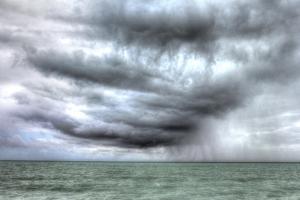 Squall Cloud by Robert Goldwitz