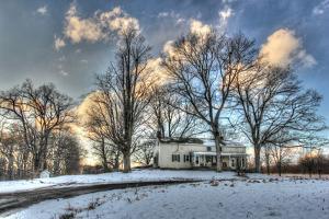 Winter Home by Robert Goldwitz