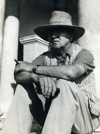 Robert Graves--Photographic Print