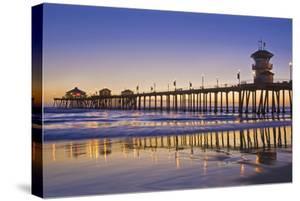 Huntington Beach Pier 3 by Robert Hansen