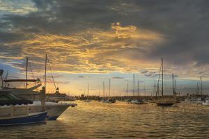 Newport Harbor by Robert Hansen