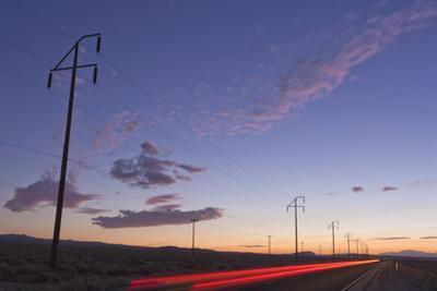 The Road to Trona by Robert Hansen