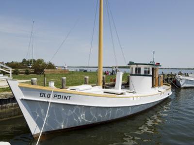 Chesapeake Bay Maritime Museum, Chesapeake Bay Area, Maryland, USA by Robert Harding